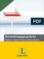 Langenscheidt Business English Vorstellungsgesp