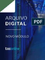 Arquivo Digital Toconline