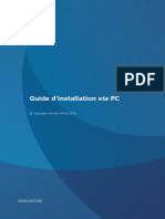 Konnect Africa - Guide d'installation via PC
