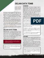 LVN 01 - The Delian Data Tomb _ GM Binder