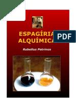 Alquimia Espargírica - Rubellus Petrinus