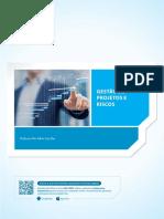 gestão projetos e riscos Cesumar.pdf