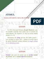 Atomul_3_Izotopi_masa atomica_mol