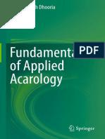 Acarología