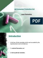 8.Legal Remedies