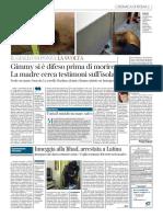 Corriere della Sera Roma 19 Dicembre 2020