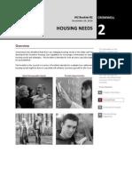 Cromwell Housing Affordability Analysis 2010