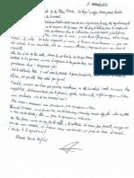 Carta Ricardo García