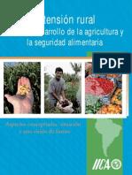 La extensión rural para el desarrollo de la agricultura y la seguridad alimentaria