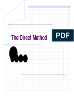 direct_method solved examples