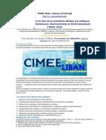 CIMEE 2016