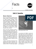 NASA Facts SAC-C Satellite