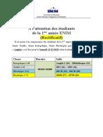 Affichage test de niveau Anglais 1ère A ENIM.docx