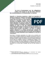 Proposition_de_la_Commission_sur_les_all_gations_nutritionnelles_et_de_sant__en_vue_de_mieux_informer_les_consommateurs_et_d_harmoniser_le_march_