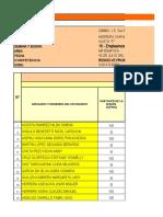FICHA DE ACOMPAÑAMIENTO Y RETROALIMENTACIÓN - 5TO F