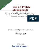 Quem é o profeta Muhammad
