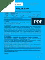 PLANO DE ENSINO - HIDROLOGIA