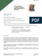 El concepto Salud Enfermedad Jorge Cardona