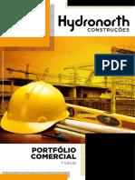 CATÁLOGO CONSTRUÇÃO CIVIL HYDRONORTH