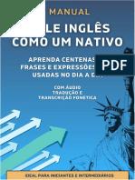 Manual fale inglês como um nativo