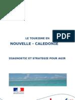 Rapport Nouvelle-Calédonie Tourisme 2010