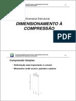 M2-1 - Compressão simples