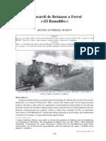 Ferrocarril De Betanzos A Ferrol