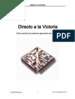 Libro Directo a la Victoria
