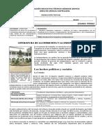 GUIA 5. LITERATURA DE LA CONQUISTA Y LA INDEPENDENCIA.