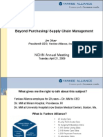 Hospitals-USA SupplyChainManagement