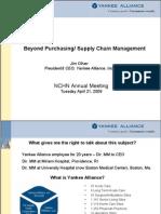 Hospitals-USA SupplyChainManagement