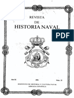 Revista de Historia Naval (1991) -->Artículo pág. 95 El hospital Naval de Ferrol