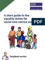 Human Rights & Social Care - Council break Law