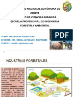 industrias forestales clase 1
