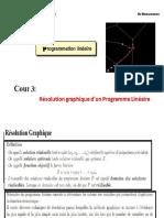 Cours 3 Résolution dun Programme Linéaire.ppt