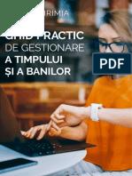 Ghid Practic de Gestionare a Timpului si a Banilor - Daniela Irimia.pdf