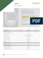 PVS-16_20_24MH-SUNGROW COMBINER