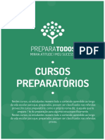 Lista de Cursos Preparatorios (1)