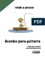 Aprende a Pescar Acordes Guitarra