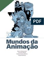 E-book Mundos Da Animação