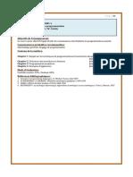 M1 STR S1 'complément et programmation'