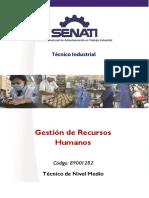 manual de senati administración de recursos humanos