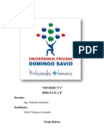 INFORME SALTO HIDRÁULICO (1)