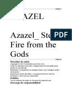 Azazel_ Fuego de Los Dioses