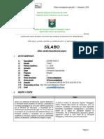 silabo de investigacion aplicada I - INGLES V.docx