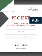 Projekt Konstytucji Rzeczpospolitej Polskiej