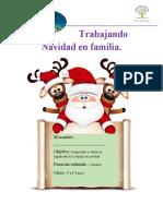 Trabajando Navidad 5° a 8°