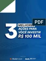 3_Melhores_Acoes_Para_Investir_100_Mil