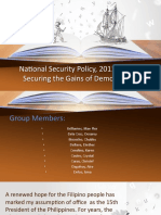 National-Security-Policy-2011-2016-Securing-the-Gains-of-Democracy