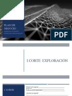 PLANTILLA PLAN DE NEGOCIO PRIMER CORTE